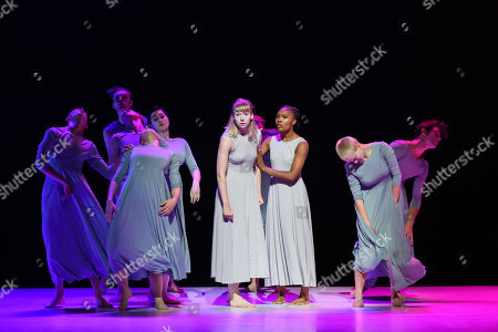 Editorial picture of 'Together, not the same' play, Sadler's Wells Theatre, London, UK - 17 Jul 2019