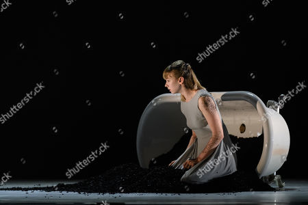 Editorial image of 'Together, not the same' play, Sadler's Wells Theatre, London, UK - 17 Jul 2019