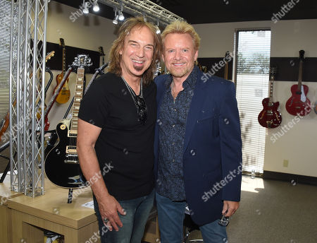 REO Speedwagon's Dave Amato and Lee Roy Parnell