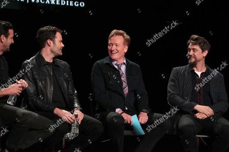 Bill Hader, Conan O'Brien, Andy Muschietti, Director