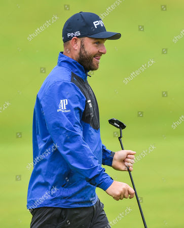 Editorial image of Practice Day Four, Wednesday, 148th Open Championship, Royal Portrush Golf Club, Northern Ireland, 17 Jul 2019