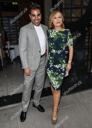 Dr Ranj and Sian Williams