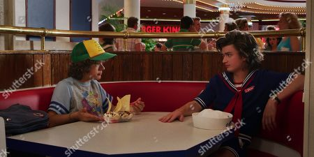 Editorial photo of 'Stranger Things' TV Show Season 3 - 2019