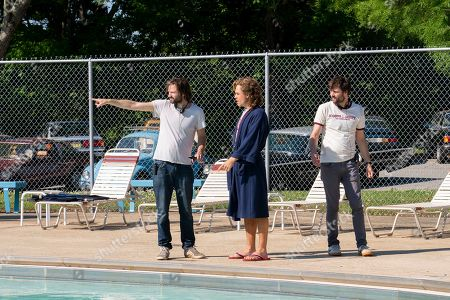 Matt Duffer Creator, Dacre Montgomery as Billy Hargrove, Ross Duffer Creator