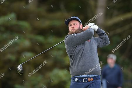 Editorial image of The 148th Open Championship, Round 1, Royal Portrush Golf Club, Northern Ireland, UK - 18 Jul 2019