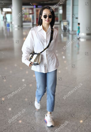 Stock Picture of Victoria Song