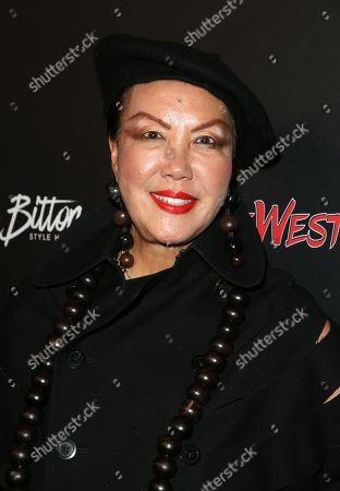 Stock Photo of Sue Wong