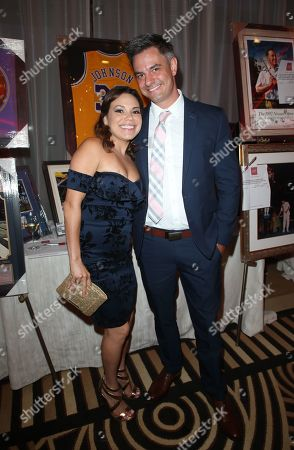 Editorial picture of Marie Westwood magazine Summer Edition launch, Los Angeles, USA - 17 Jul 2019