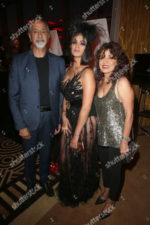 Mahmoud Gharachedaghi, Golnesa Gharachedaghi, Fatima Gharachedaghi