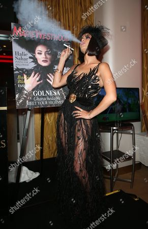 Golnesa Gharachedaghi