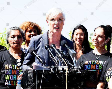 Cecile Richards speaking about the National Domestic Workers Bill of Rights