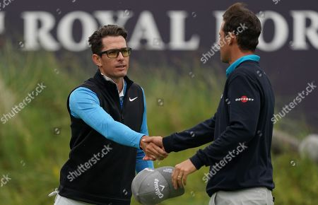 Editorial picture of The 148th Open Championship, Round 2, Royal Portrush Golf Club, Northern Ireland, UK - 19 Jul 2019