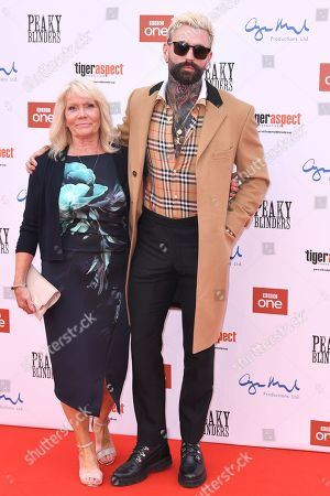 Stock Picture of Ann Hall and Ricki Hall