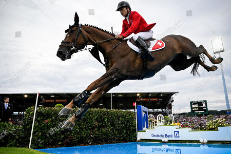 Editorial photo of Equestrian CHIO Aachen, Germany - 18 Jul 2019