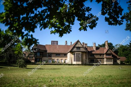 Editorial photo of Heirs of German Kaiser Wilhelm II claim right of residence for historic Potsdam Conference palace Cecilienhof, Germany - 18 Jul 2019