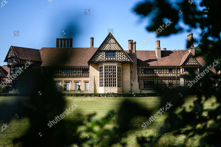 Editorial image of Heirs of German Kaiser Wilhelm II claim right of residence for historic Potsdam Conference palace Cecilienhof, Germany - 18 Jul 2019