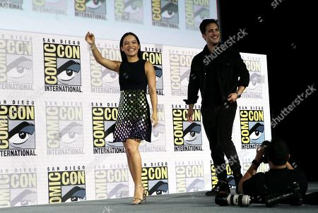 Editorial picture of Paramount Pictures Comic-Con Presentation at San Diego Comic-Con 2019, San Diego, USA - 18 Jul 2019