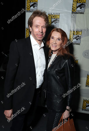 Jerry Bruckheimer, Producer, Linda Bruckheimer