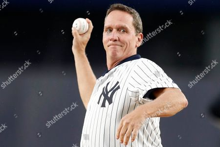 Editorial picture of Rays Yankees Baseball, New York, USA - 18 Jul 2019