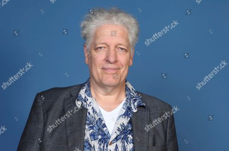 """Stock Image of Clancy Brown poses for a portrait to promote the television series """"Emergence"""" on day one of Comic-Con International, in San Diego"""