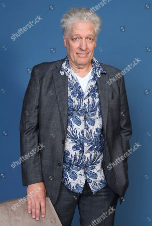 """Stock Photo of Clancy Brown poses for a portrait to promote the television series """"Emergence"""" on day one of Comic-Con International, in San Diego"""