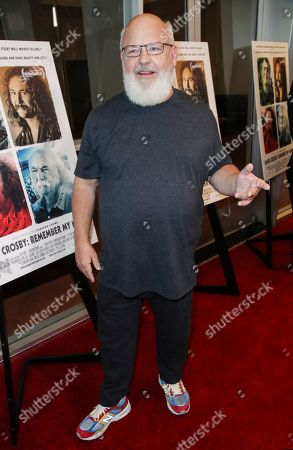 Editorial photo of 'David Crosby: Remember My Name' film premiere, Linwood Dunn Theater, Los Angeles, USA - 18 Jul 2019