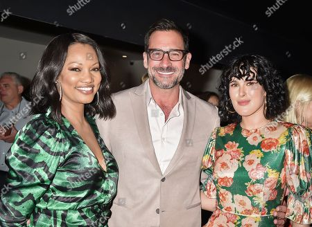 Garcelle Beauvais, Lawrence Zarian and Rumer Willis