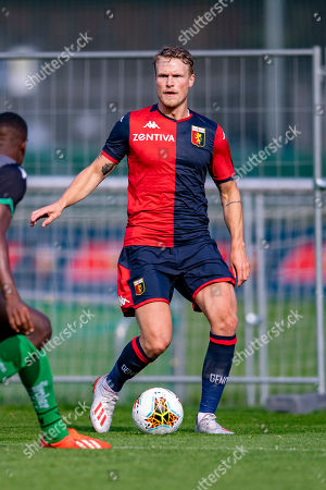Editorial photo of Genoa v Wacker Innsbruck, preseason friendly football match, Neustift, Austria - 16 Jul 2019