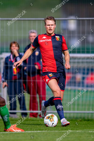 Editorial picture of Genoa v Wacker Innsbruck, preseason friendly football match, Neustift, Austria - 16 Jul 2019