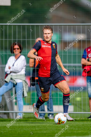 Editorial photo of Genoa v Wacker Innsbruck, preseason friendly football match, Neustift, Austria - 16 Jul 2019