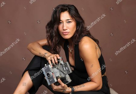 "Jennifer Cheon poses for a portrait to promote the television series ""Van Helsing"" on day one of Comic-Con International, in San Diego"