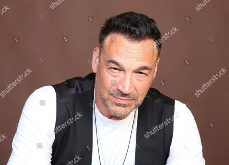 """Editorial picture of 2019 Comic-Con """"Van Helsing"""" Portraits, San Diego, USA - 18 Jul 2019"""