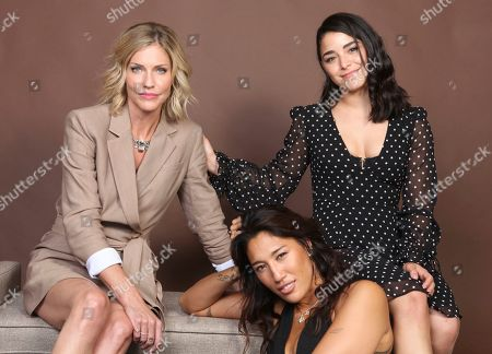 "Editorial picture of 2019 Comic-Con ""Van Helsing"" Portraits, San Diego, USA - 18 Jul 2019"