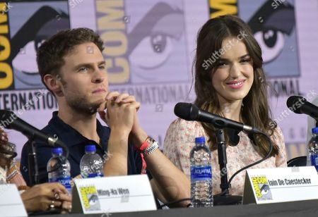 """Editorial image of 2019 Comic-Con - """"Agents of S.H.I.E.L.D."""" Panel, San Diego, USA - 18 Jul 2019"""