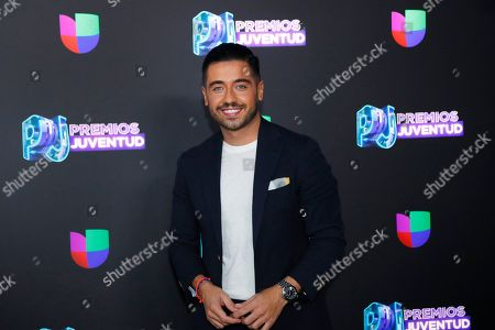 Editorial picture of Premios Juventud 2019, Coral Gables, USA - 18 Jul 2019