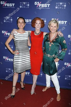 Editorial photo of 'Kathy Griffin: A Hell of a Story' film screening, Arrivals, 51 Fest, New York, USA - 18 Jul 2019