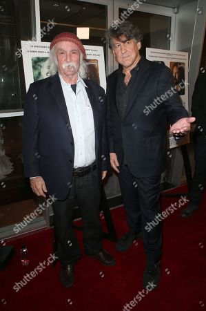 David Crosby and Cameron Crowe