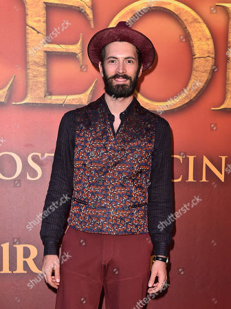 Editorial image of 'The Lion King' film screening, Arrivals, Milan, Italy - 18 Jul 2019