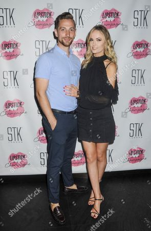 Zak Johnson and Charli Fisher