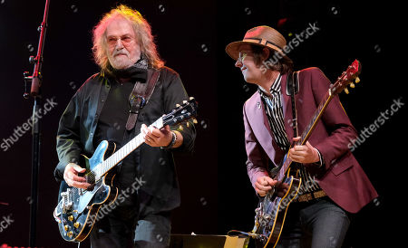Ray Wylie Hubbard and Aaron Lee Tasjan