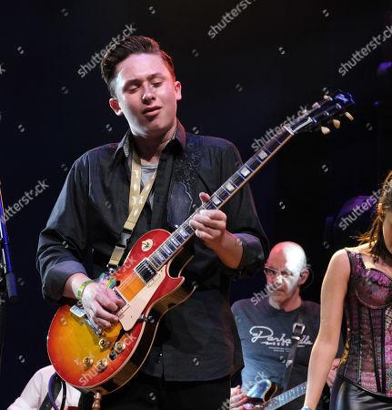 Editorial image of Gibson's Summer NAMM Jam Opening Party, Nashville, USA - 18 Jul 2019