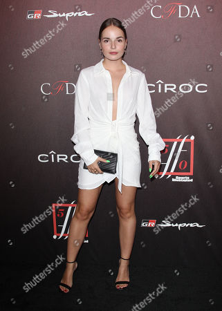Editorial image of 4th Annual Sports Illustrated Fashionable 50 launch, Los Angeles, USA - 18 Jul 2019