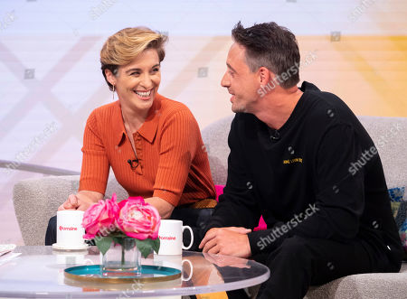 Vicky McClure and Perry Fitzpatrick