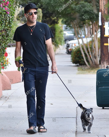 Editorial image of Zachary Quinto out and about, Los Angeles, USA - 18 Jul 2019