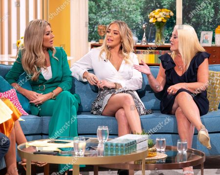 Dawn Ward and Taylor Ward with Vanessa Feltz