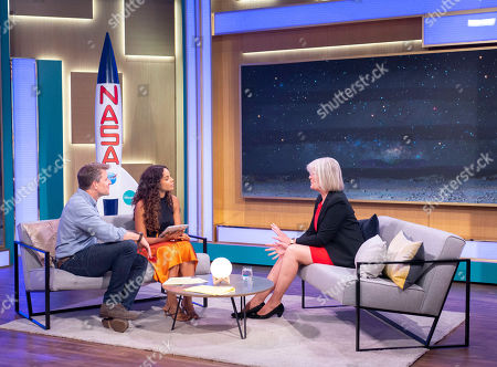 Ben Shephard, Rochelle Humes and Jane Green
