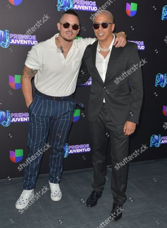 Editorial picture of Premios Juventud, Latin Awards, Coral Gables, USA - 18 Jul 2019