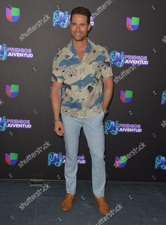 Editorial picture of Premios Juventud, Latin Awards, Coral Gables, USA - 18 Jul 2019