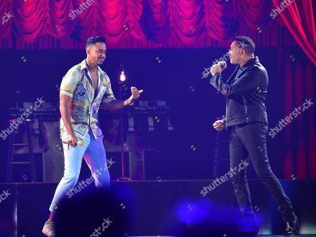 Romeo Santos and El Chaval De La Bachata