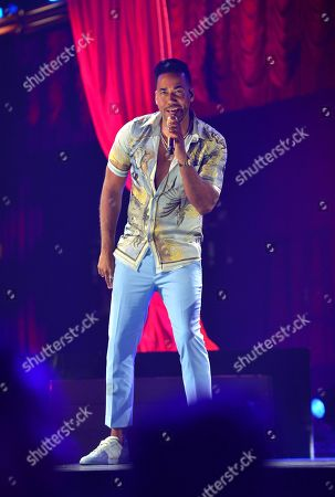 Stock Image of Romeo Santos